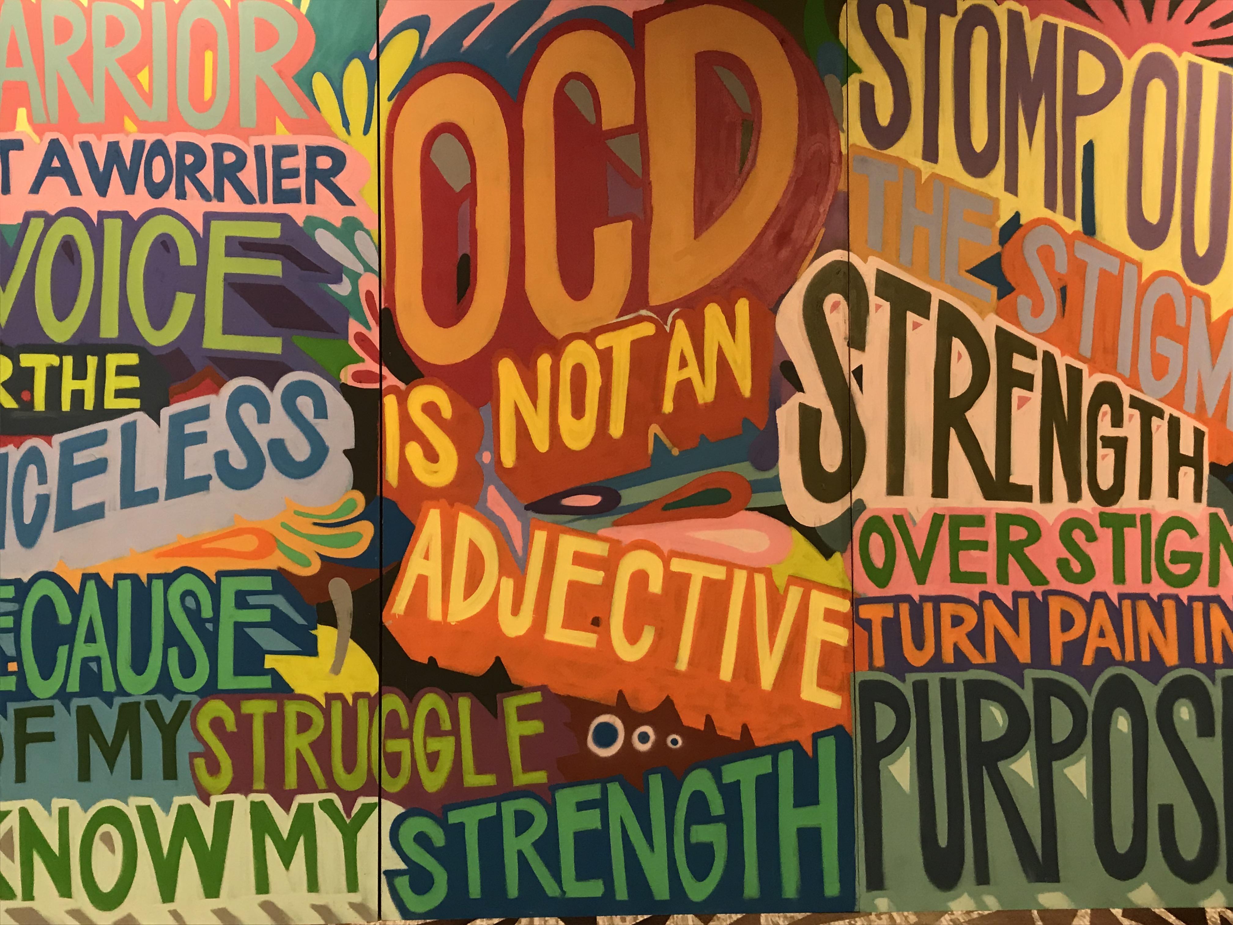 OCD is not an adjective